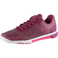 Reebok SPEED TR FLEXWEAVE Fitnessschuhe Damen twisted berry-twisted pink-white