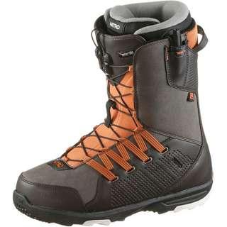 Nitro Snowboards Thunder Snowboard Boots Herren brown