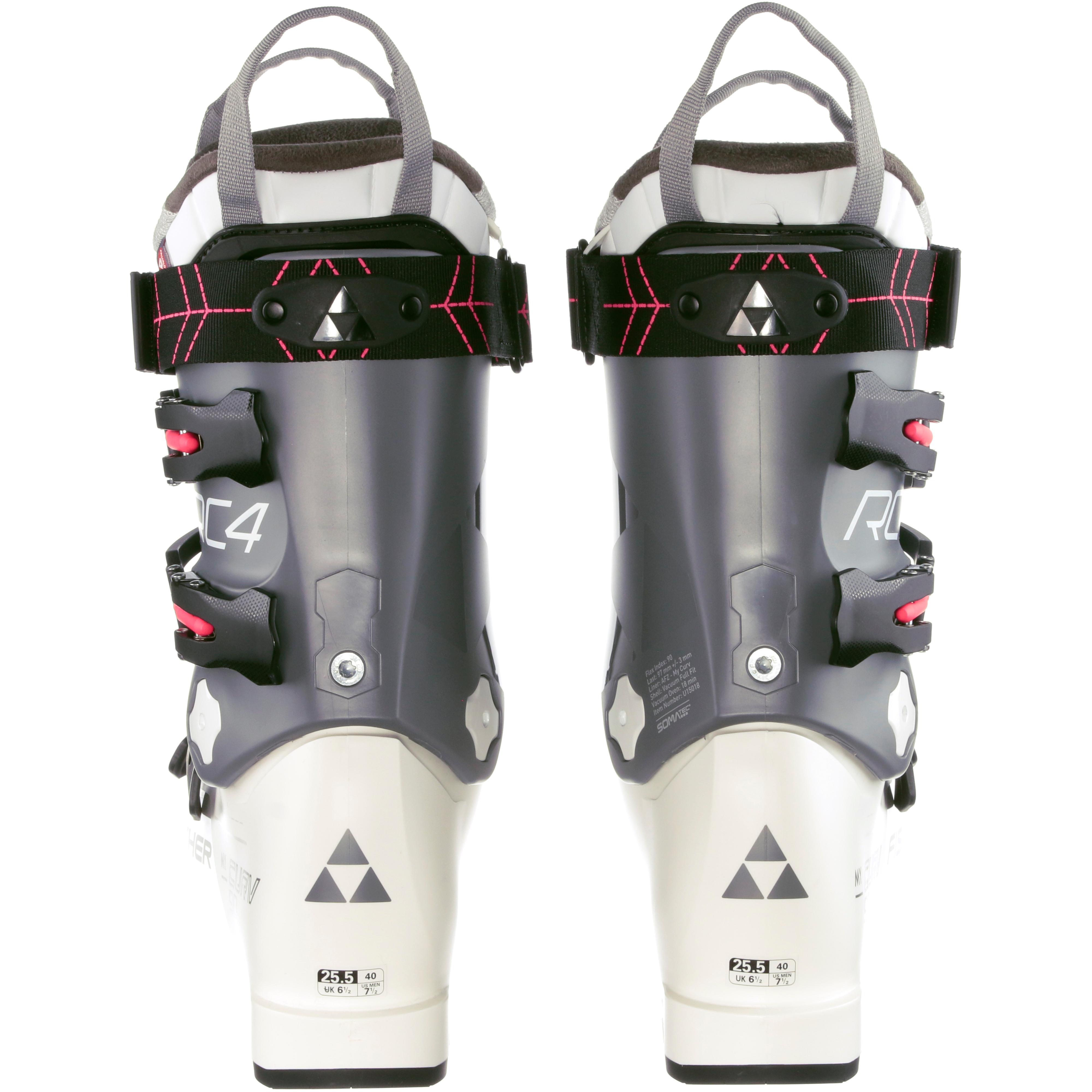 Fischer MY CURV 90 VACUUM FULL FIT Skischuhe Damen Damen Damen weiß dunkelgrau im Online Shop von SportScheck kaufen Gute Qualität beliebte Schuhe 5de4f6