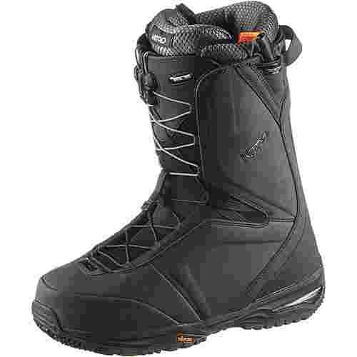 Nitro Snowboards Team Snowboard Boots Herren black
