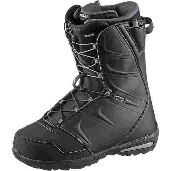 Nitro Snowboards Vagabond Snowboard Boots Herren black