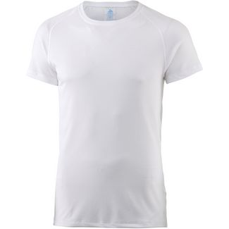 Odlo Active F-Dry Light Funktionsshirt Herren white