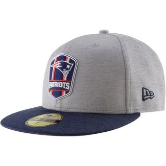 New Era 59Fifty New England Patriots Cap grey