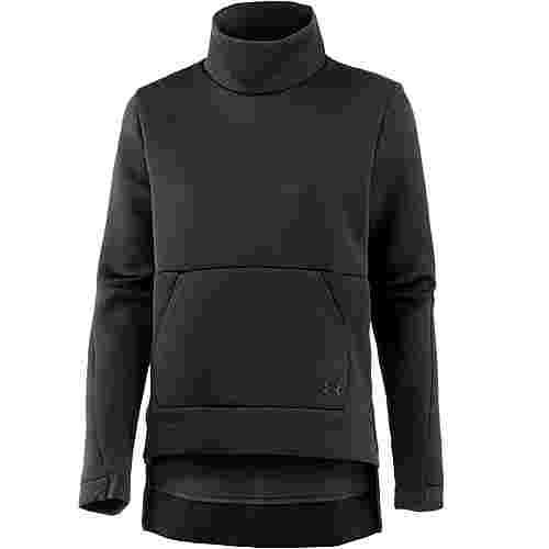 Under Armour Move Sweatshirt Damen black-black-tonal