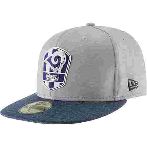 New Era 59Fifty Los Angeles Rams Cap grey