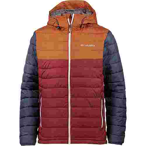 Columbia Powder Lite Steppjacke Herren Red Element, Bright Copper