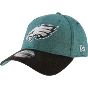 New Era 39Thirty Philadelphia Eagles Cap petrol