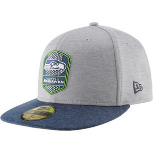 New Era 59Fifty Seattle Seahawks Cap grey