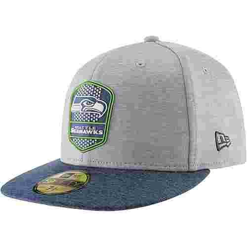 New Era 59Fifty Seattle Seahawks Cap grey