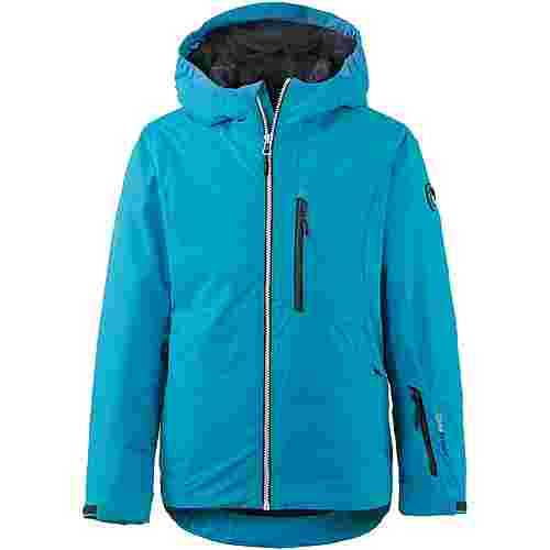 CMP Skijacke Kinder blue jewel