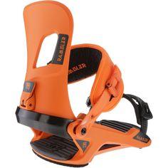 Nitro Snowboards Rambler Snowboardbindung Herren orange