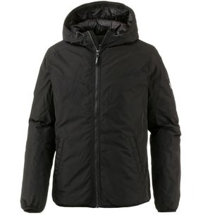 TOM TAILOR Kapuzenjacke Herren black