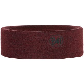 BUFF Stirnband wine melange