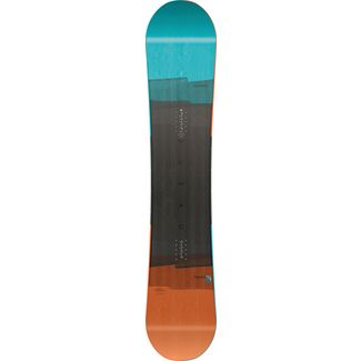 Nitro Snowboards Team Gullwing All-Mountain Board Herren blau-orange