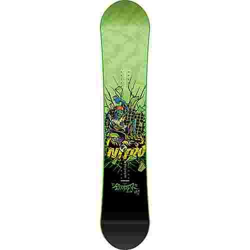 Nitro Snowboards Ripper`17 All-Mountain Board Kinder grün
