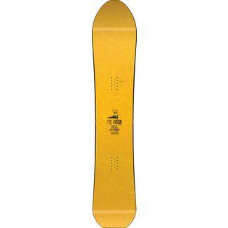 Nitro Snowboards Fusion All-Mountain Board Herren gelb