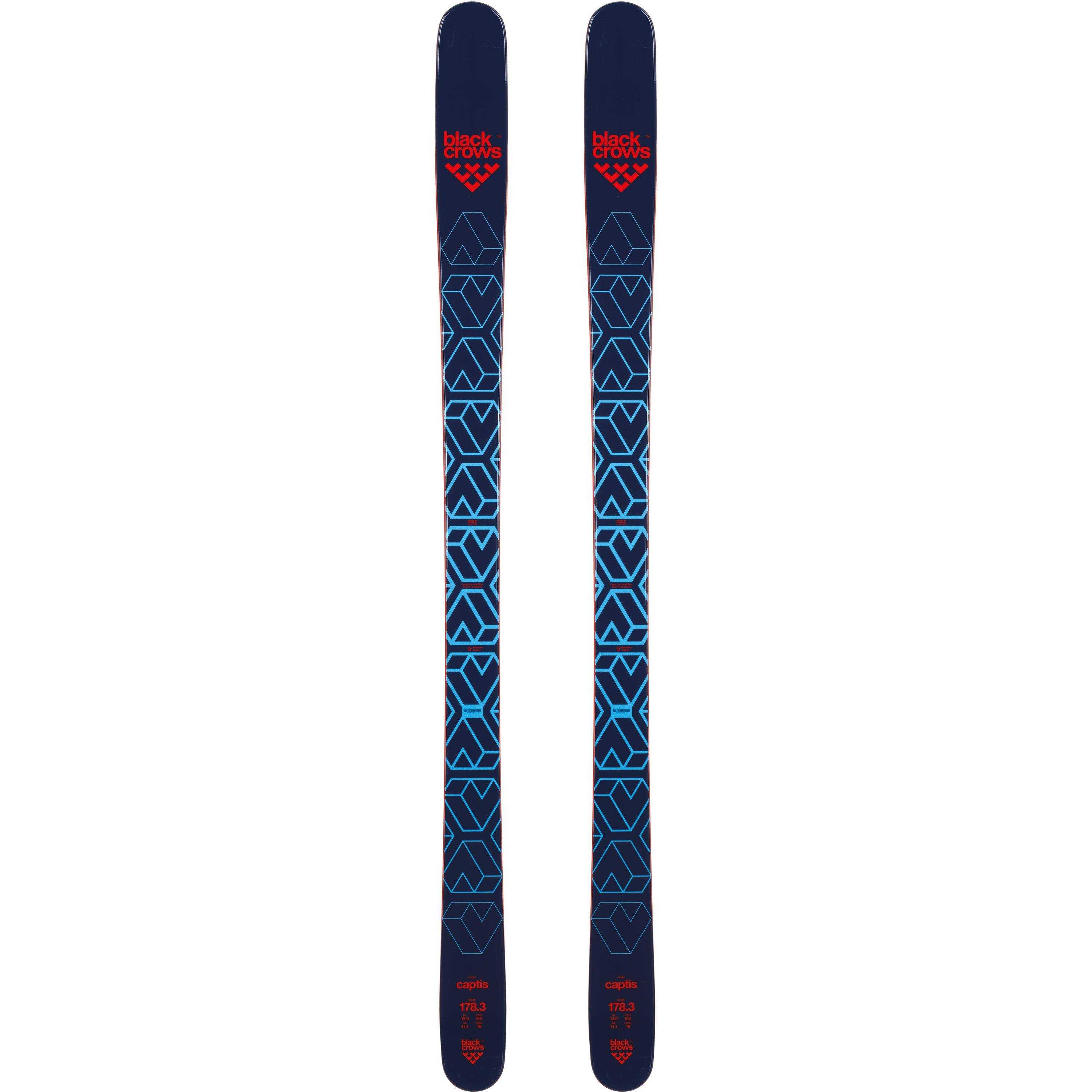 Black Crows Captis Freeride Ski Freeride Ski 171 Normal