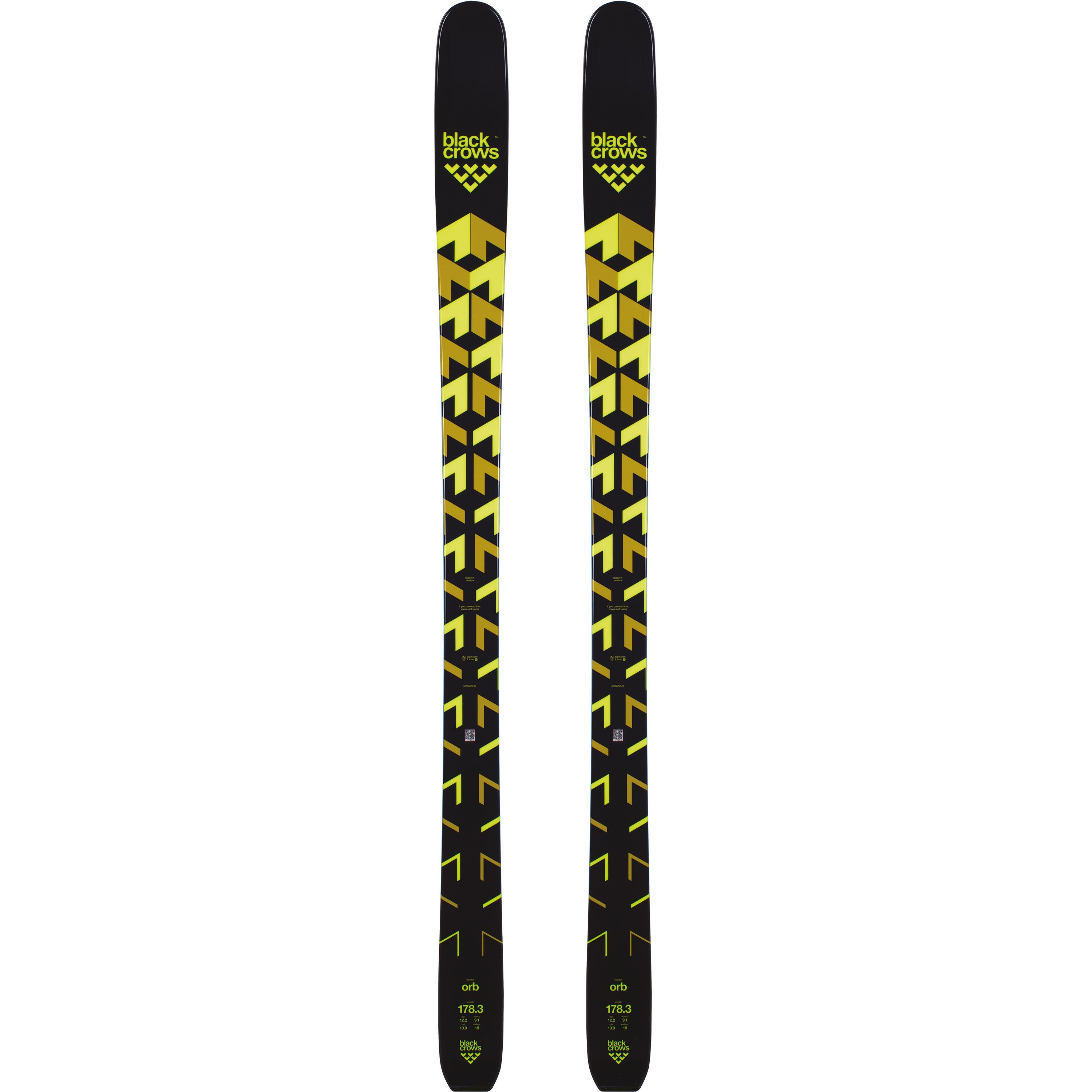 Black Crows Orb Freebird Freeride Ski Freeride Ski 172 Normal