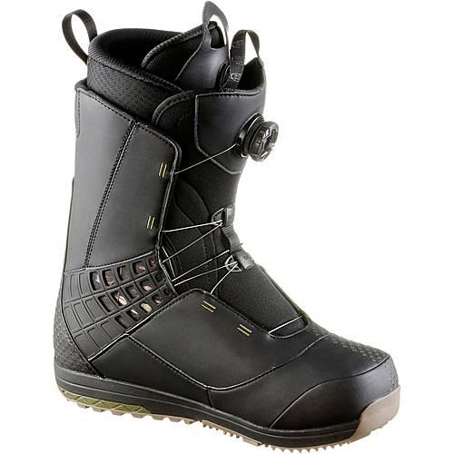 Salomon Dialogue Focus Boa Snowboard Boots Herren black im nQLW5