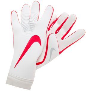 Nike Mercurial Touch Victory Torwarthandschuhe grau / rot
