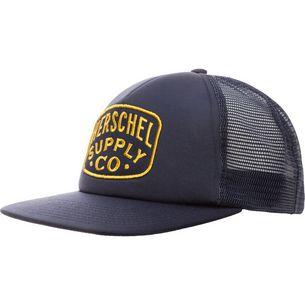 Herschel Whaler Mesh Cap dunkelblau