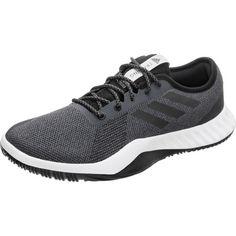 adidas CrazyTrain Boost Fitnessschuhe Herren grau / schwarz