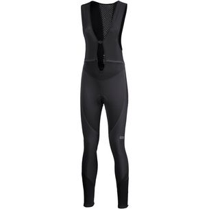 GORE® WEAR C3 Gore Windstopper Bib Tights Bibtights Damen black