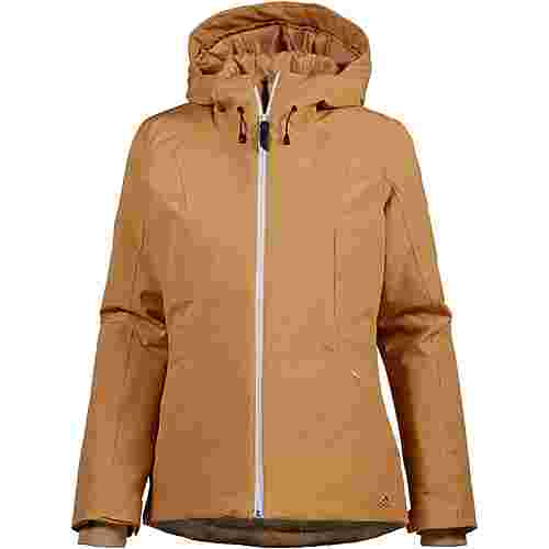 OCK Outdoorjacke Damen braun