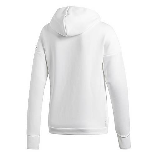 Von Shop Sportscheck eFast Release Z Zne Adidas Im Kaufen Hoodie Online Sweatjacke White n Htr Herren xWdCoerB