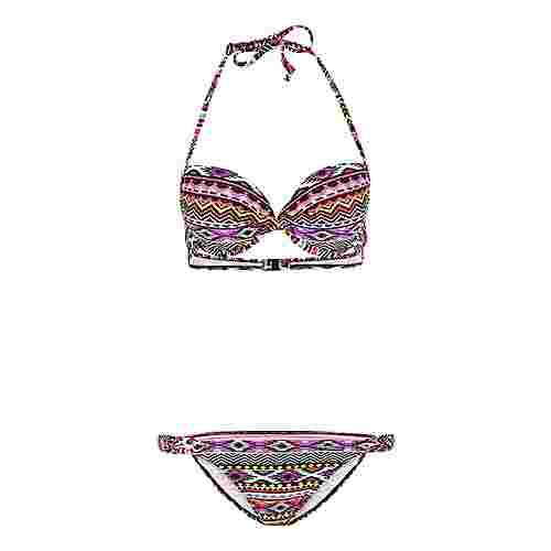 Lascana Bikini Set Damen bunt-bedruckt