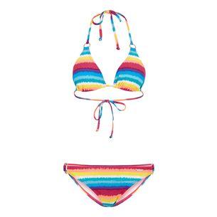 Chiemsee Bikini Set Damen bunt gestreift