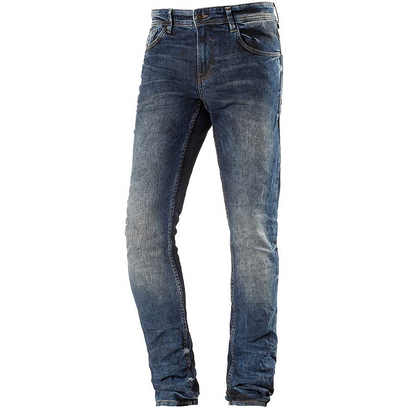 TOM TAILOR Culver Slim Fit Jeans Herren stone blue denim im Online ... 87cb13ab41