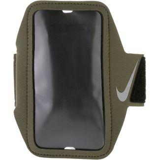 Nike Lean Arm Band Handytasche medium-olive-silver