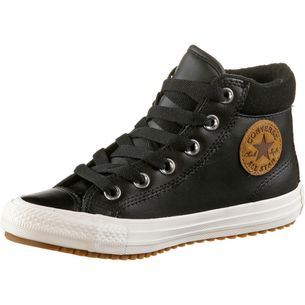 CONVERSE Chuck Taylor All Star Sneaker Kinder black-burnt caramel-black