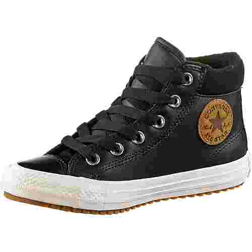 CONVERSE Chuck Taylor All Star Sneaker Kinder black-burnt caramel-black