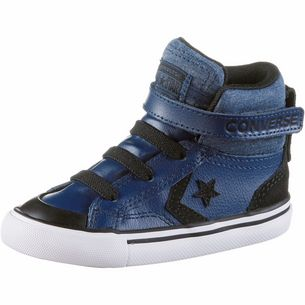 CONVERSE Pro Blaze Strap Sneaker Kinder navy-black-white