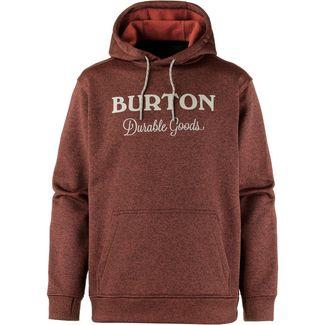 Burton Oak Hoodie Herren bitters heather