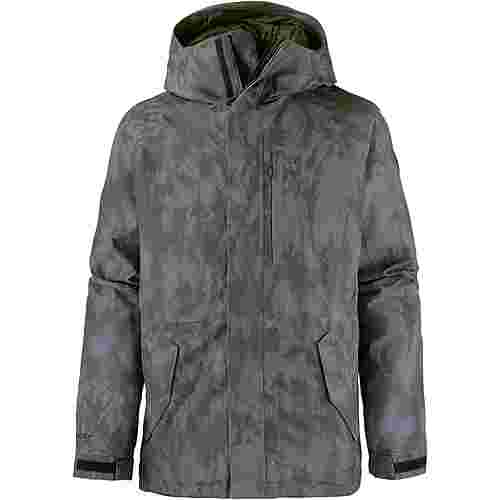 Burton Radial GORE-TEX® Snowboardjacke Herren black cloud shadows