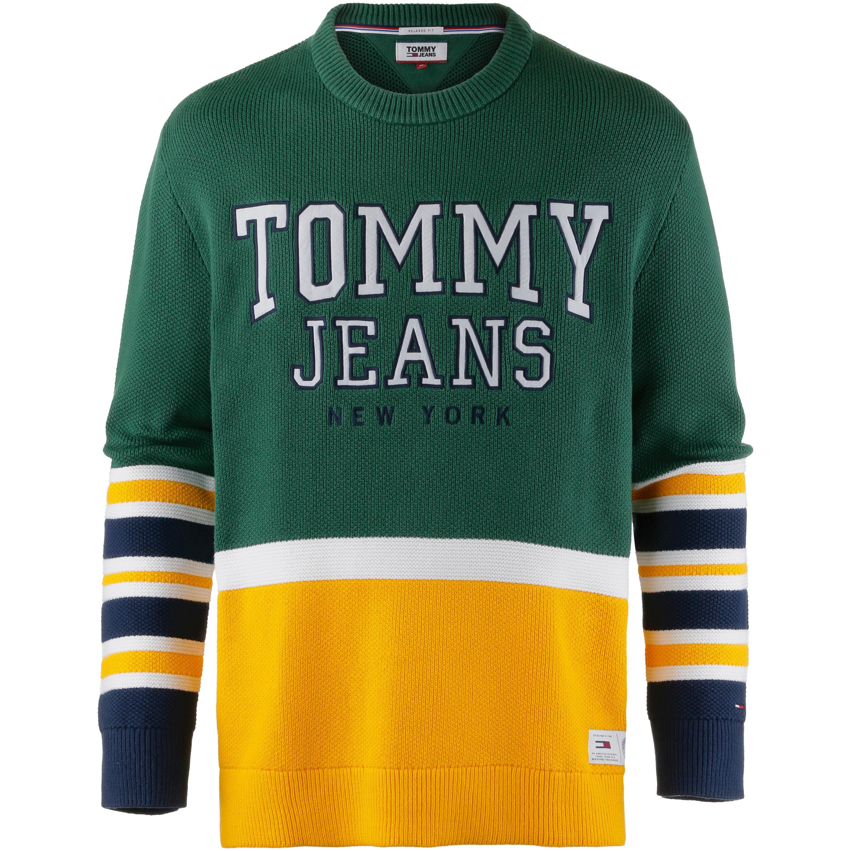 Tommy Jeans Rundhalspullover Herren
