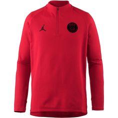 Nike Paris Saint-Germain 18/19 Jordan Funktionsshirt Herren rot
