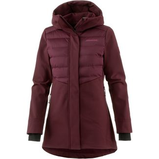 Didriksons 1913 Linda Jacke Damen wine red