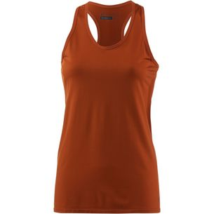Black Diamond Crux Tanktop Damen burnt sienna