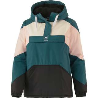 iriedaily Color Up Windbreaker Damen deep lake