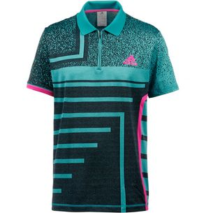 adidas SEASONAL POLO Tennis Polo Herren legend ink