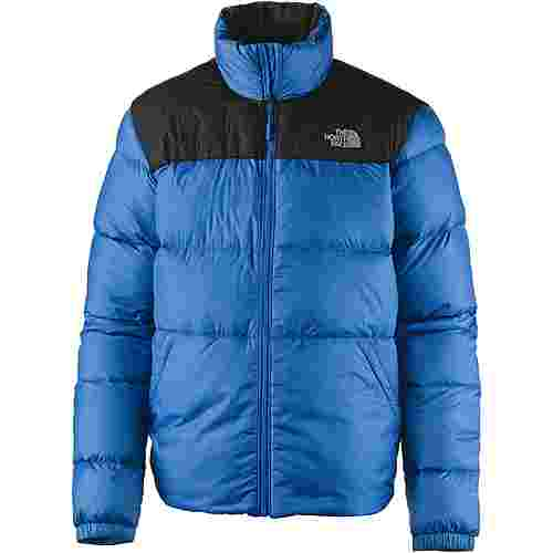 d83d9dcaf The North Face NUPTSE III Daunenjacke Herren TURKISH SEA/TNF BLACK im  Online Shop von SportScheck kaufen