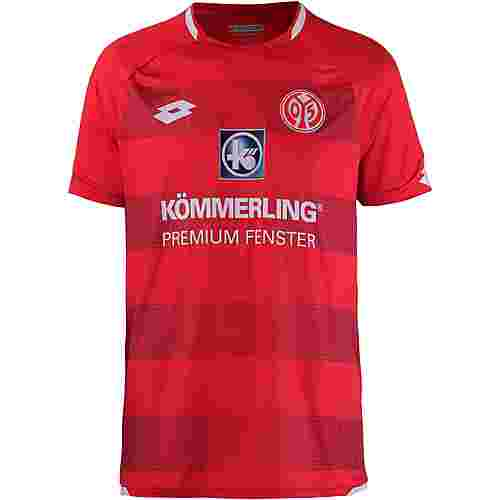 Lotto 1. FSV Mainz 05 18/19 Heim Fußballtrikot Herren flame