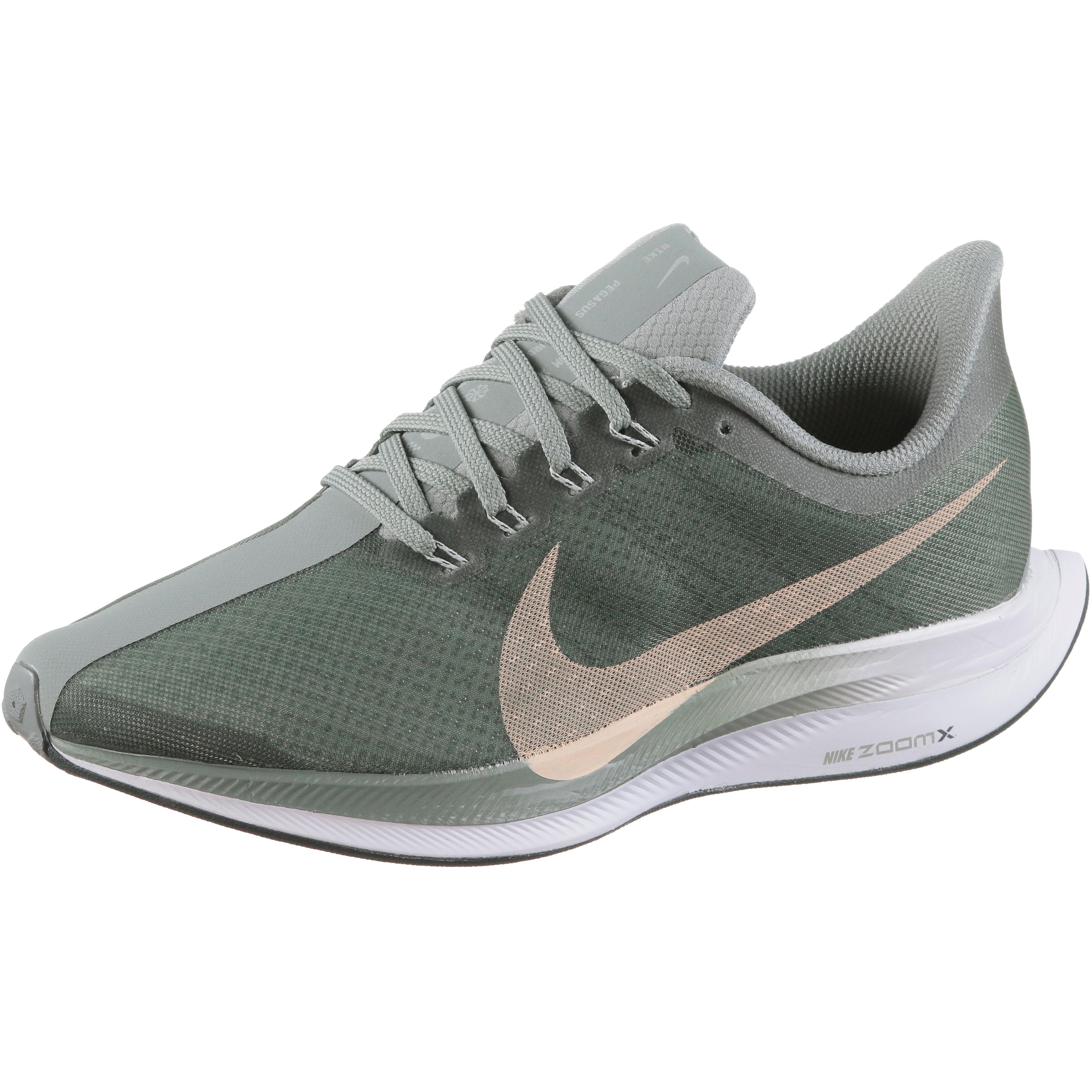 Nike Zoom Pegasus 35 turbo Laufschuhe Damen mica-green-lt-silver ...