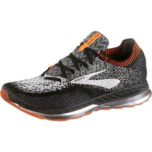Brooks Bedlam Laufschuhe Herren black-grey-orange