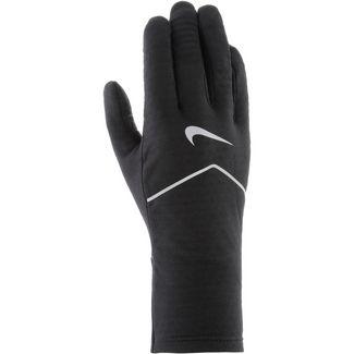 Nike Laufhandschuhe Damen black/silver