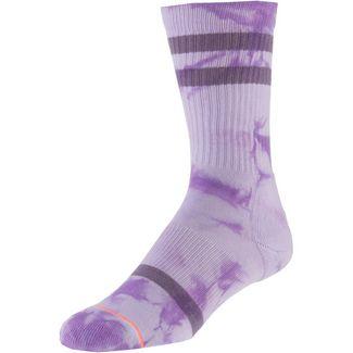 Stance Classic Uncommon Crew Sneakersocken Damen purple